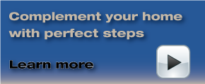 Complement your home with perfect steps - learn more